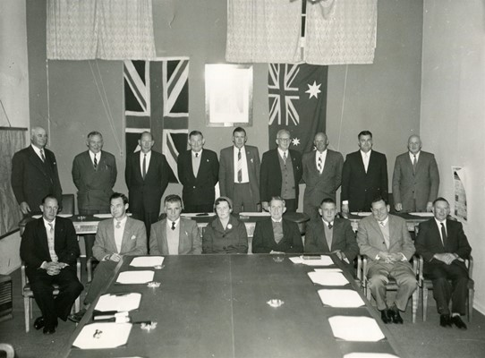 150 Years of Local Government - 1961 First Busselton Shire Council