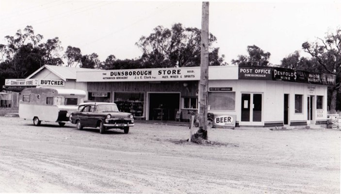 150 Years of Local Government - 1963 Clark Store Dunsborough