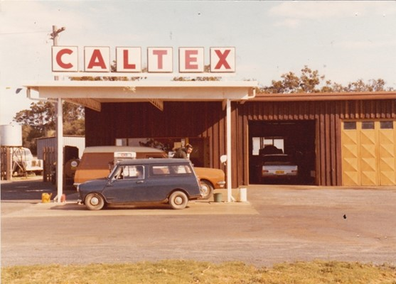 150 Years of Local Government - 1980 Dunsborough Caltex