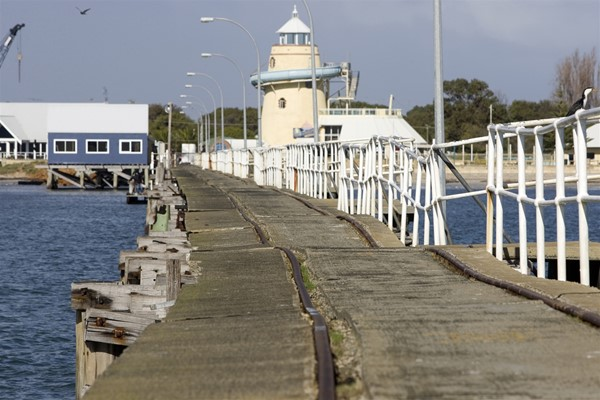 150 Years of Local Government - 2009 Busselton Jetty Pre restoration