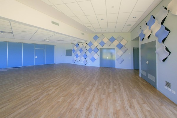 Youth and Community Activities Building Multifunction Room